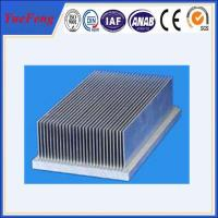 2015 Top quality wholesale aluminum profile heat sink Manufactures