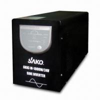 Pure Sine Wave Inverter with Over-load, Short-circuit Protection and Micro Processor Control Manufactures