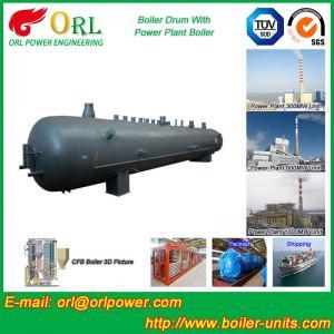 50 T Water Tube Boiler Mud Drum Once Through High Heating Efficiency Manufactures