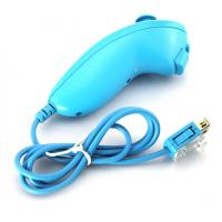 China Left Hand Gamepad nintendo wii nunchuk controller 100% eco ABS on sale
