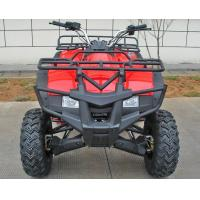 4 - Stroke Automatic Four Wheelers For Adults , Water Cooled 250cc Four Wheeler Manufactures