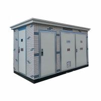 50 / 60Hz Frequency Electrical Substation Box European Type Transformer Substation Manufactures