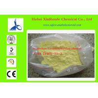 Cutting Anabolic Steroids Trenbolone Cyclohexylmethylcarbonate Powder 23454-33-3 Manufactures