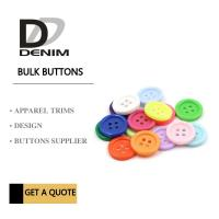 China Customizable Colorful Bulk Buttons For Baby Clothing Eco - Friendly on sale