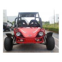 2 Big Headlights EEC GO KART 150CC , Automatic Dune Buggy With Double Seat Manufactures