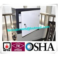 Small Steel Anti Magnetic Cabinets , Fire Resistant File Cabinet 2 Drawer Manufactures