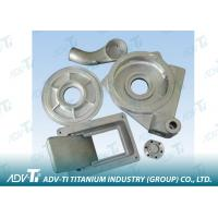 Long lifetime CNC precision Aluminum Metal Investment Casting AL6 Manufactures