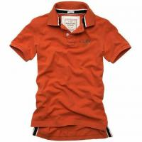 Digital Printed Low Profile POLO T Shirts Stripe Short Sleeve Available 150g - 260g Manufactures