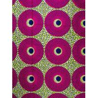 China 100% COTTON imitation wax printed fabric for AFRICA on sale