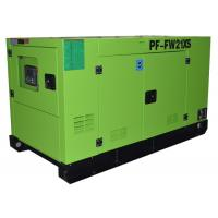 Buy cheap 50 / 60HZ FAWDE 16kw 20kva Three Phase Denyo Silent Generator Set from wholesalers