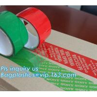 China Tamper evident security void tape for carton packing and ensure product safety,Security Tape VOID, Security VOID Tape on sale