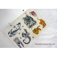 China Water Transfer Temporary Tattoo Sticker (LAM-WS-049) on sale