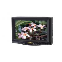 China Remote control 7 Inch TFT LCD TV Monitor With 2 Video Input Lilliput 718GL-70TV on sale