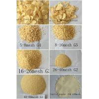 China dehydrated garlic granule high quality on sale