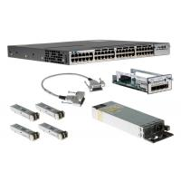 Power Over Ethernet Plus Fast Ethernet Switch WS-C3750X-48P-S Cisco Catalyst Manufactures