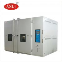CE Certification Programmable Walk in Temperature and Humidity Chamber Cooling Room for testing Cables Manufactures