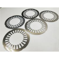 Customized Stator Core Laminations High Precison Fabricated Stamping Mold Manufactures