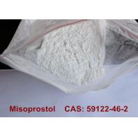 99.05% High Purity Pharmaceutical Intermediate Misoprostol White Solid Manufactures