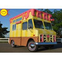 China Colorful Ice Cream Kids Jumper Inflatable Bouncers Cream Inflatable Combo Truck Game wholesale