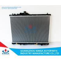Honda Car Radiator Auto Accessory TLSERIES 97-98 UA3 AT Water Tank Cooling Systerm Replacement Manufactures