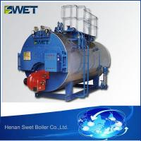China Low Emission Oil Gas Steam Boiler For Industrial , Low Pressure Steam Boiler on sale