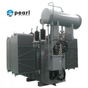 China Energy Saving Power Distribution Transformer 110kV - 50000 KVA High Power on sale