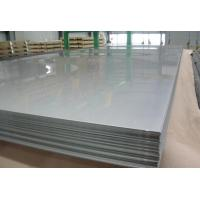 China ASTM 201 304 316L Stainless Steel Plates 1000mm-6000mm Length on sale