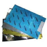 Aluminum Foil Butyl Sound Deadening Material For Car Door / Roof / Floor Manufactures
