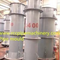 Buy cheap Concrete Box Culvert Machine with Vertical Vibration Technology/concrete pipe from wholesalers