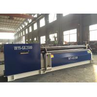Industrial Three Roll Plate Bending Machine Manufactures