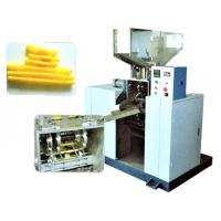China Pearl Milk Tea Straw Plastic Pipe Extrusion Line JH07 Series 1 Year Warranty on sale