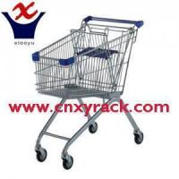 Supermarket shopping trolley Manufactures