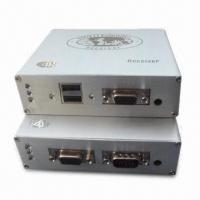 USB/VGA Extenders for Computer Extension, with Up to 600m Distance Range, Measures 110 x 90 x 30mm Manufactures
