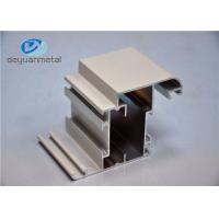 Mill Finished / White Powder Coating Aluminum Extrusion Profile For Windows Manufactures