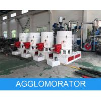 ISO Plastic Densifier Machine Pe Film Pp Woven Bag Agglomeration Machine Manufactures