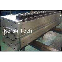 WPC Foam Plastic Sheet Making Machine For PVC Foam Skirting Board 915mm to 1830mm Manufactures