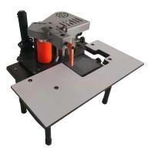 Portable Edge Banding Machine For Furniture Plastic Trim Pvc Strip Glue Table Manufactures