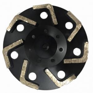 Diamond Concrete Abrasive Stone Grinding Cup Wheel S Segments cup abrasive wheel Manufactures