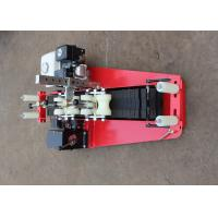 Quality Motorize Gasoline Engine Cable Laying Machine / Cable Push Pull Winch for sale