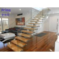 Australia Standard Wood Glass Staircase Manufactures