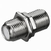 F Splice Female to Female F Coupler 3GHz Manufactures