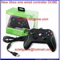 Quality Xbox one wired controller DOBE Xbox ONE game accessory for sale