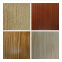 PVDF coating Curtain wall Aluminum Composite Panel Wood grain up to the length of 6000mm Manufactures