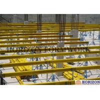 Flex - H20 Slab Formwork Systems , Solid Floor Prop Formwork For Concrete Slab Manufactures