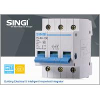 China SINGI HL30 230/240V disconnect switch, 1/2/3/4p 80A electric isolating switch on sale