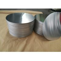 Deep Drawing Cookware Aluminum Circles 1000 Series Corrosion Resistance