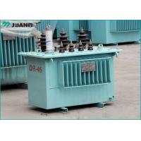 China Oil Cooled 11kv to 415v Oil Immersed Power Transformer 800kva short circuit resistance on sale