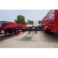Quality 40ft container trailer price skeleton trailers for sale - CIMC for sale