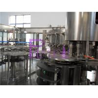 Full Automatic Energy Soft Drink Filling Line Aseptic Juice Processing Equipment Manufactures