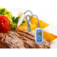 Waterproof IP68 Electronic Meat Thermometer With Calibration Backlit For Kitchen Cooking Manufactures